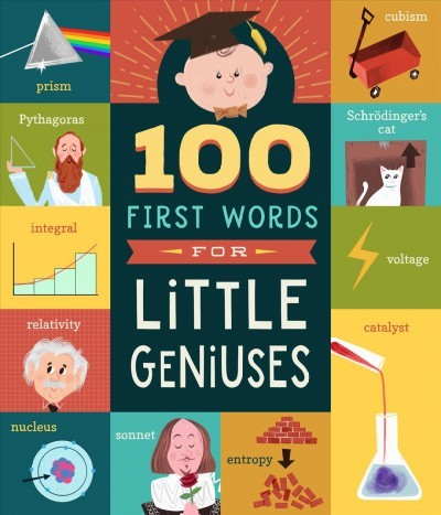 100 First Words for Little Geniuses