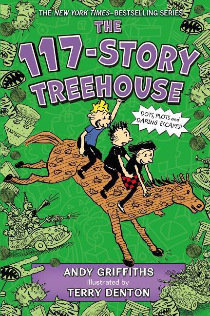 117-Story Treehouse: Dots, Plots & Daring Escapes!