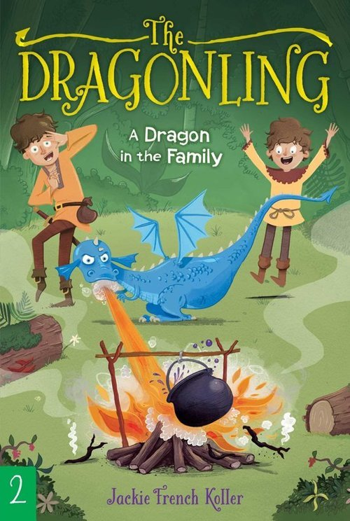 A Dragon in the Family
