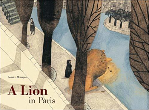 A Lion in Paris