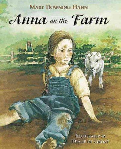 Anna on the Farm
