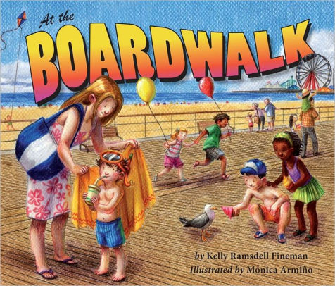 At the Boardwalk