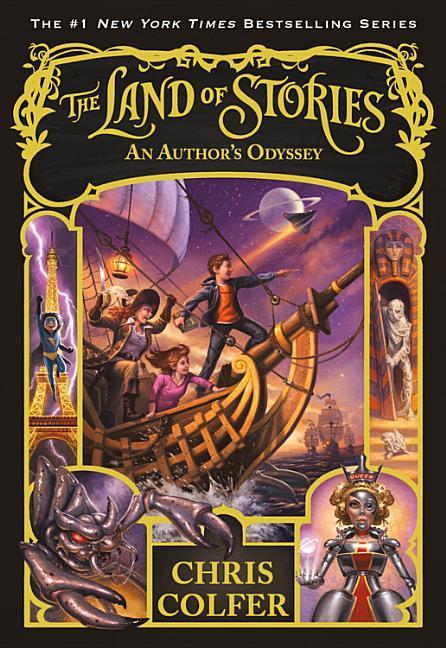 Author's Odyssey