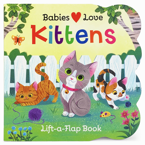 Babies Love Kittens