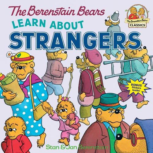 Berenstain Bears Learn about Strangers