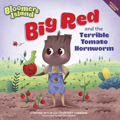 Big Red and the Terrible Tomato Hornworm