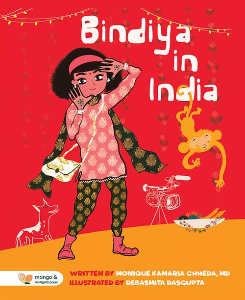Bindiya in India