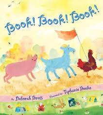 Book! Book! Book!