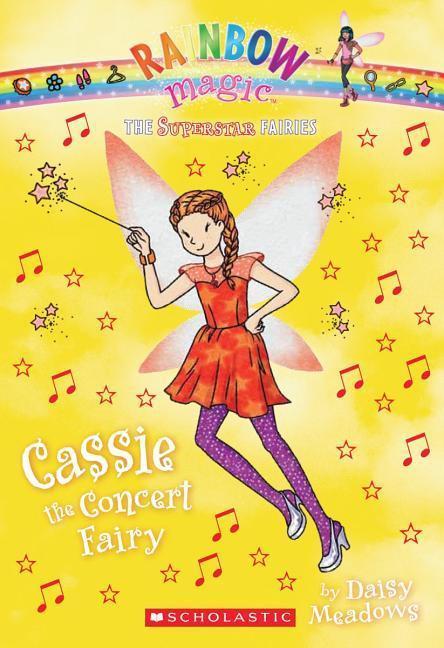 Cassie the Concert Fairy