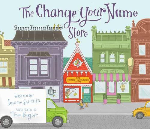 Change Your Name Store