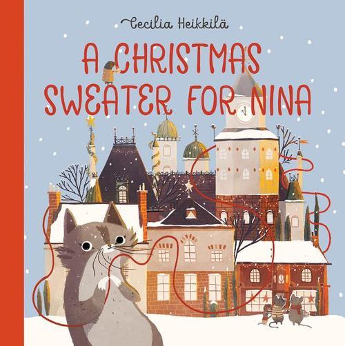 Christmas Sweater for Nina