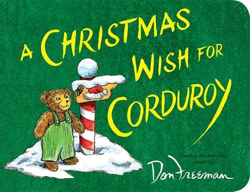 Christmas Wish for Corduroy