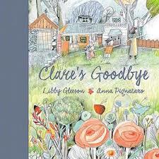 Clare's Goodbye