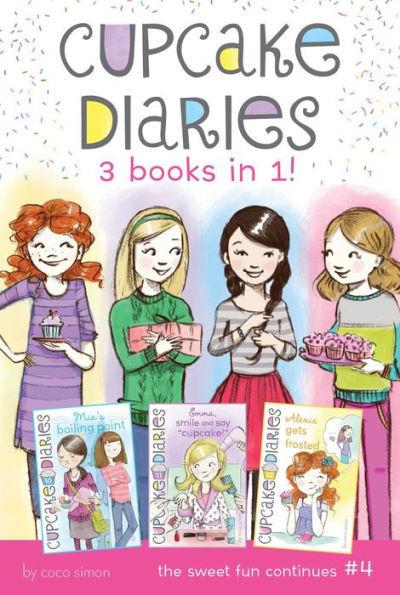 Cupcake Diaries 3 Books in 1! #4