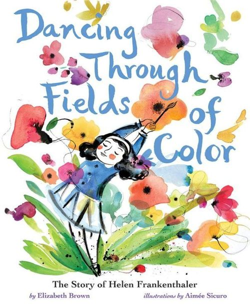 Dancing Through Fields of Color