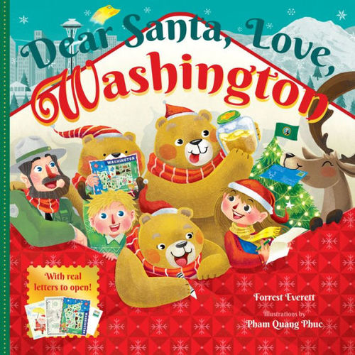 Dear Santa, Love, Washington