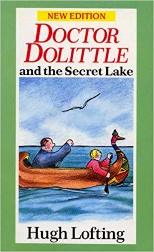 Doctor Dolittle and the Secret Lake