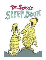 Dr. Seuss's Sleep Book