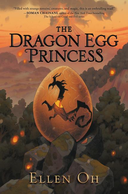 Dragon Egg Princess
