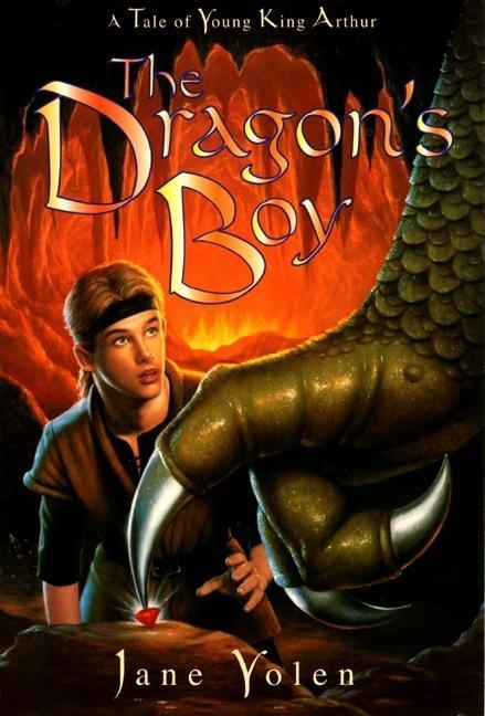 Dragon's Boy: A Tale of Young King Arthur