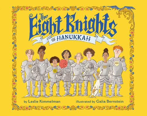 Eight Knights of Hanukkah