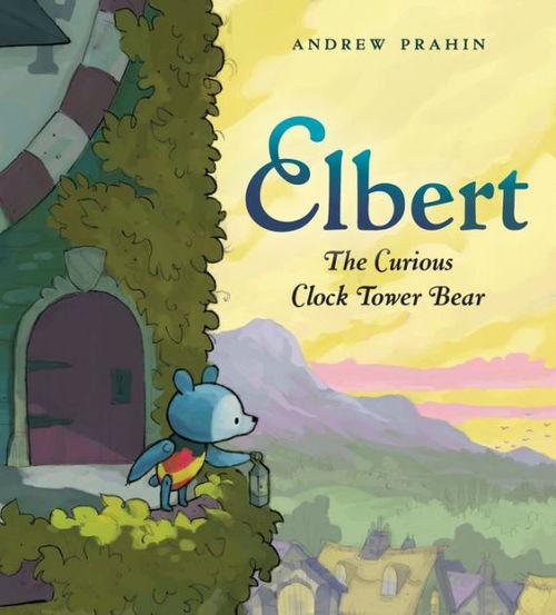 Elbert, the Curious Clock Tower Bear