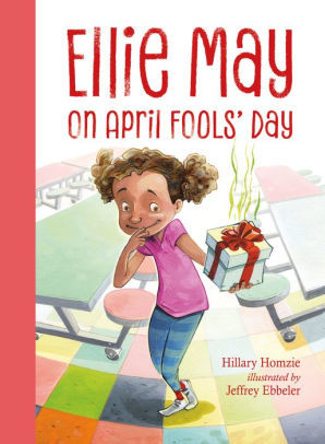 Ellie May on April Fool's Day