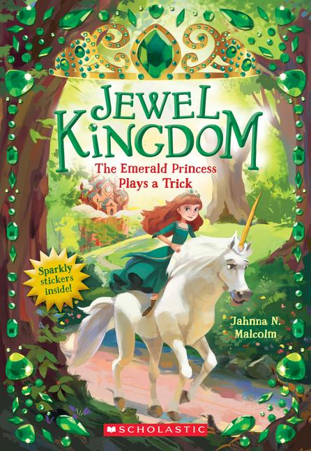 Emerald Princess Plays a Trick