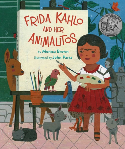 Frida Kahlo and Her Animalitos