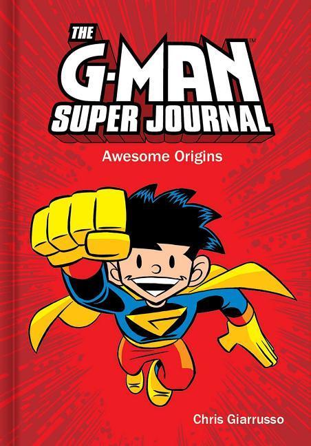 G-Man Super Journal: Awesome Origins