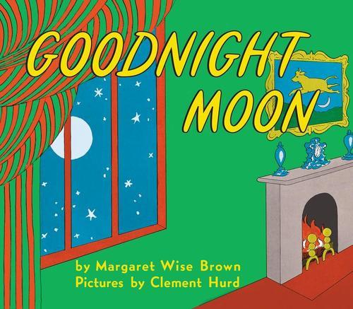 Goodnight Moon (Padded Board Book)