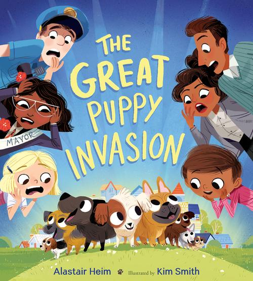 Great Puppy Invasion