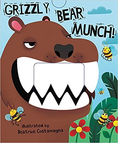 Grizzly Bear Munch!