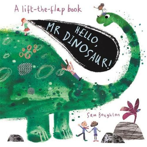 Hello, Mr Dinosaur!