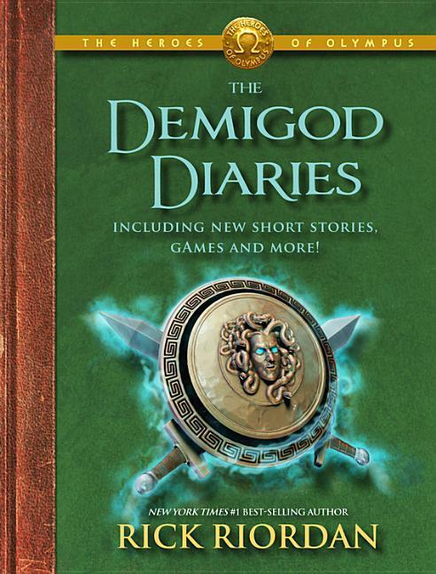 Heroes of Olympus the Demigod Diaries