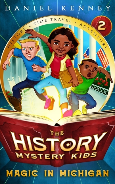 History Mystery Kids 2: Magic in Michigan