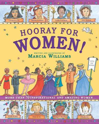 Hooray for Women!