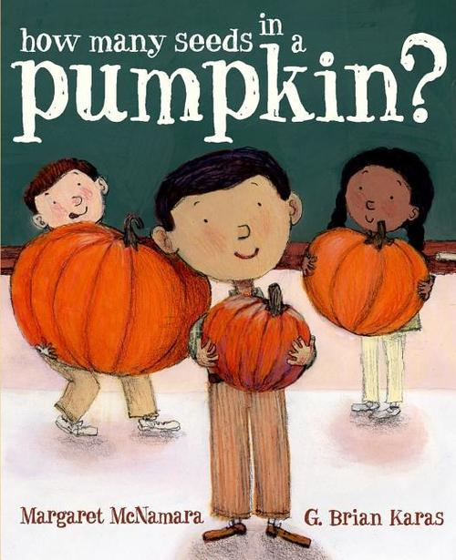 How Many Seeds in a Pumpkin?