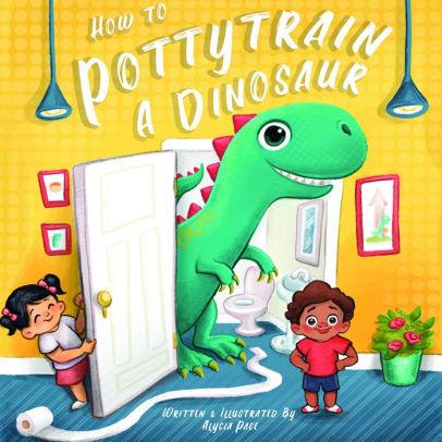 How to Potty Train a Dinosaur