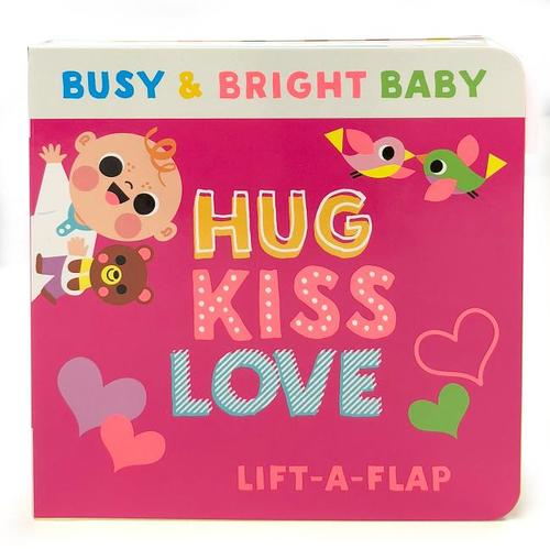 Hug, Kiss, Love