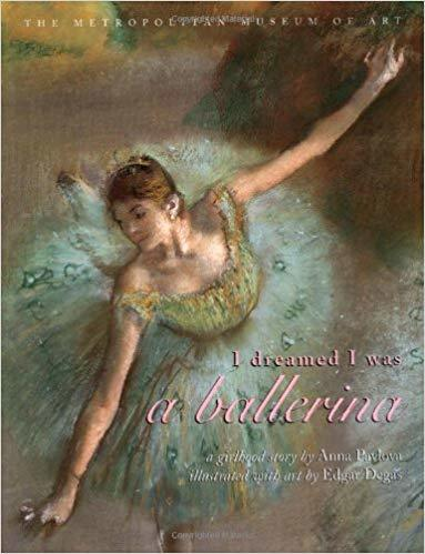 I Dreamed I was a Ballerina