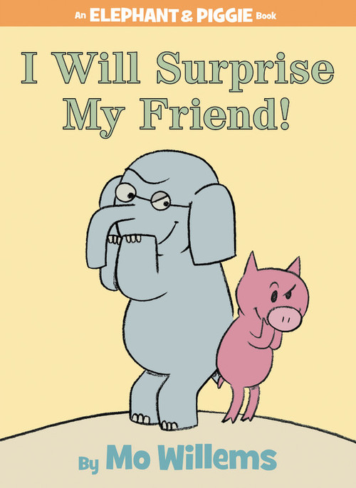 I Will Surprise My Friend!