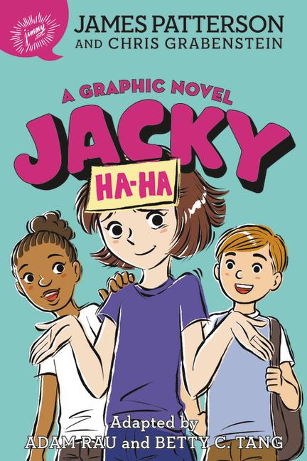 Jacky Ha-Ha: A Graphic Novel