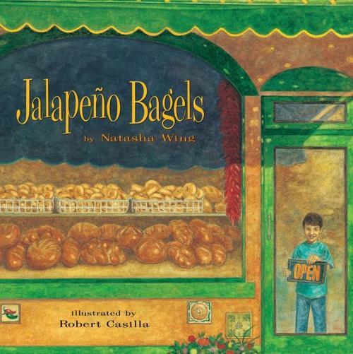 Jalapeño Bagels