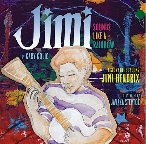 JIMI: Sounds Like a Rainbow - A Story of the Young Jimi Hendrix