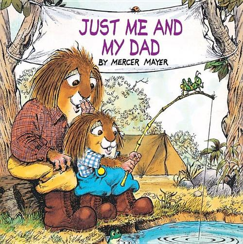 Just Me and My Dad book