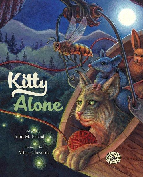 Kitty Alone
