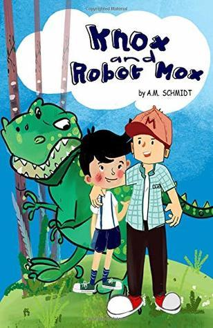 Knox and Robot Mox