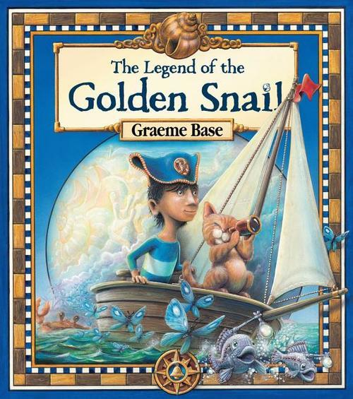 Legend of the Golden Snail