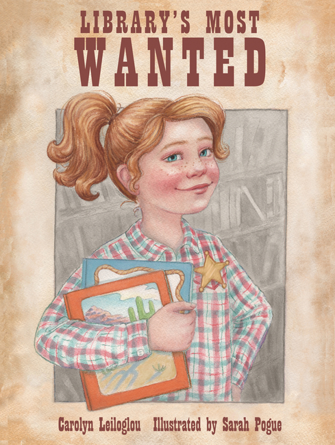 Library's Most Wanted